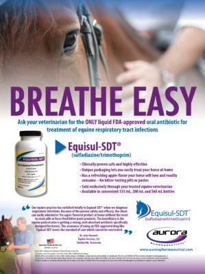 Equisul-SDT Aurora Pharmaceutical Ad
